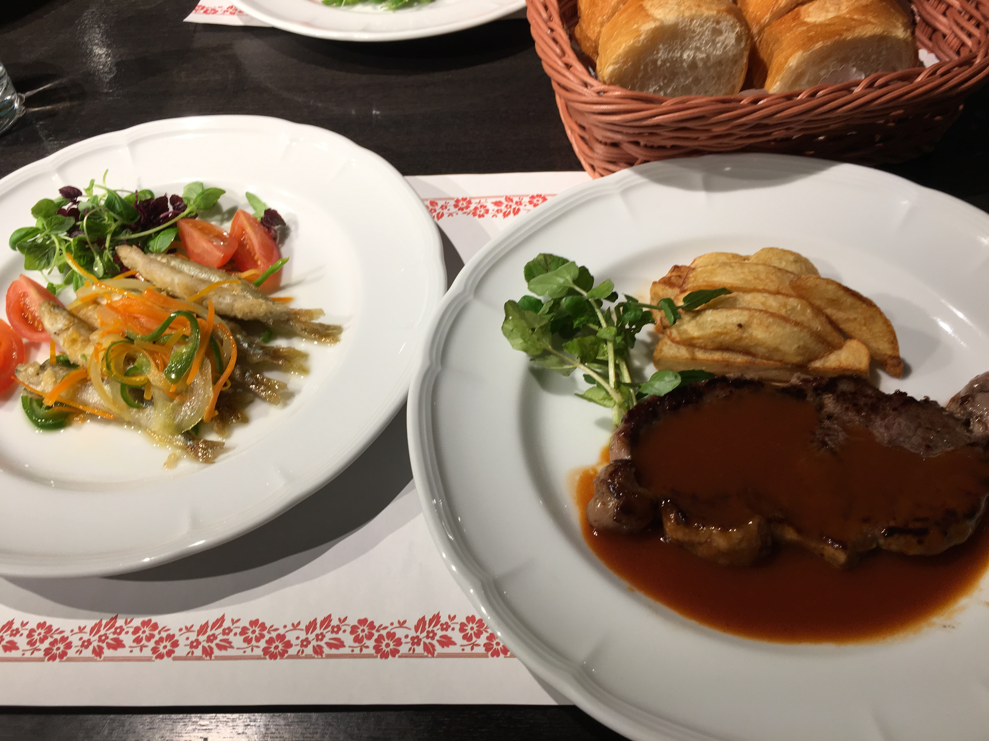 東京會舘クッキングスクール体験記(講座22)安いお肉でもおいしくステーキ!
