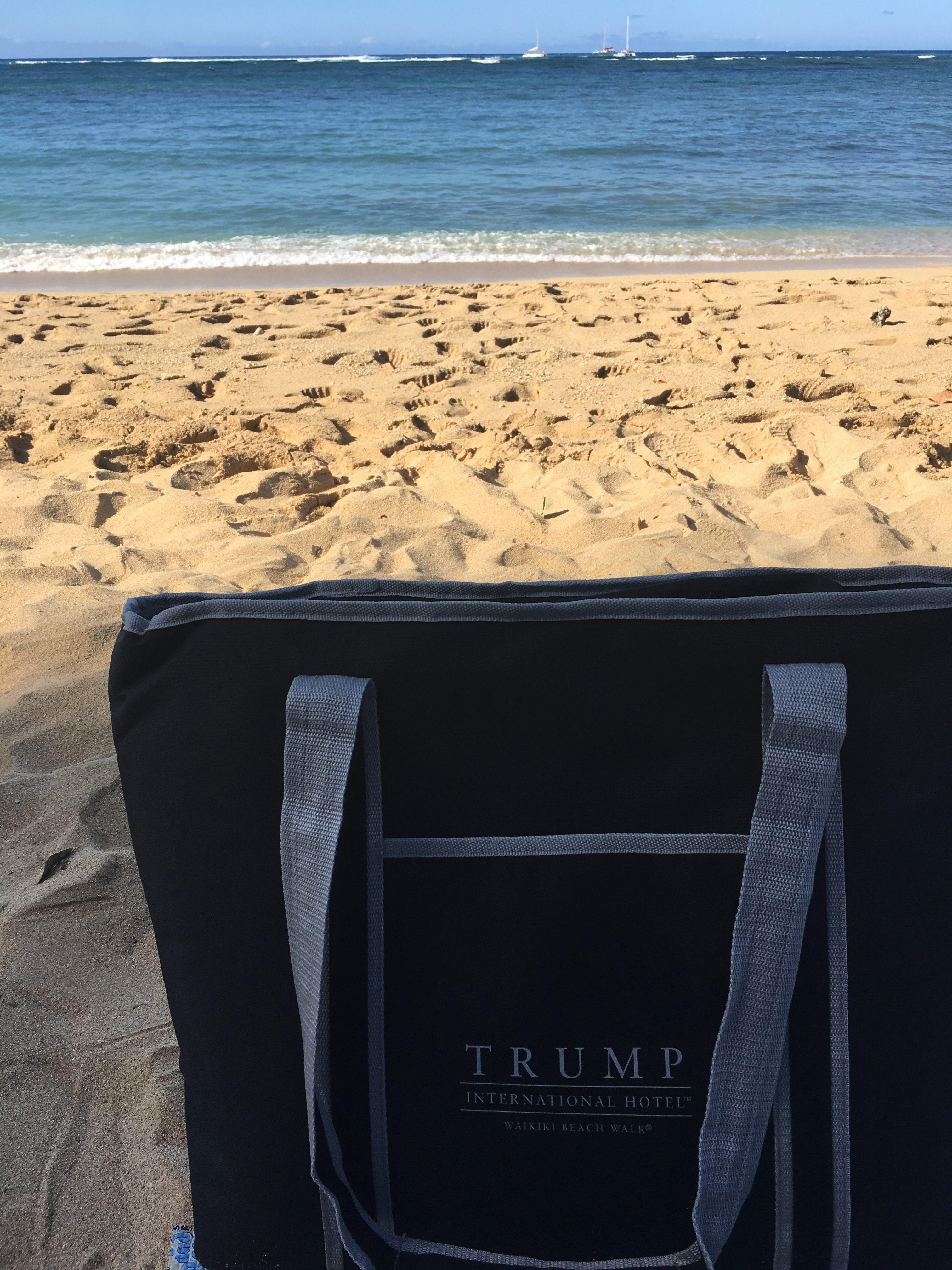 【ビーチが近くて便利編】子連れハワイ旅行2018(3歳、1歳)4泊6日トランプインターナショナルホテルワイキキ