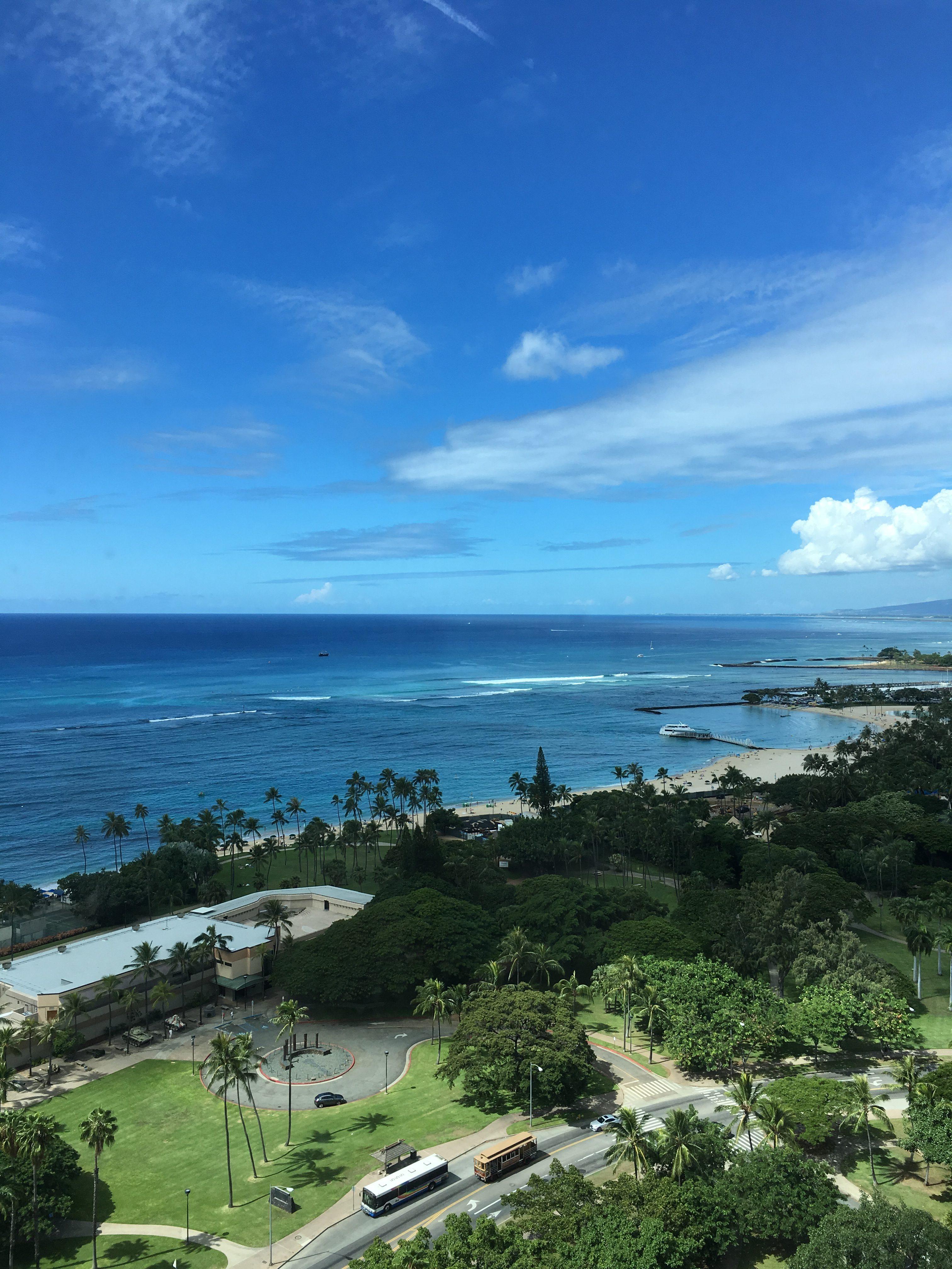 【到着〜ホテル編】子連れハワイ旅行2018(3歳男、1歳女)4泊6日トランプインターナショナルホテルワイキキへ滞在